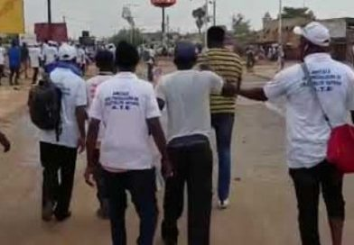 Kaolack : La police disperse la manifestation des prestataires de Senelec